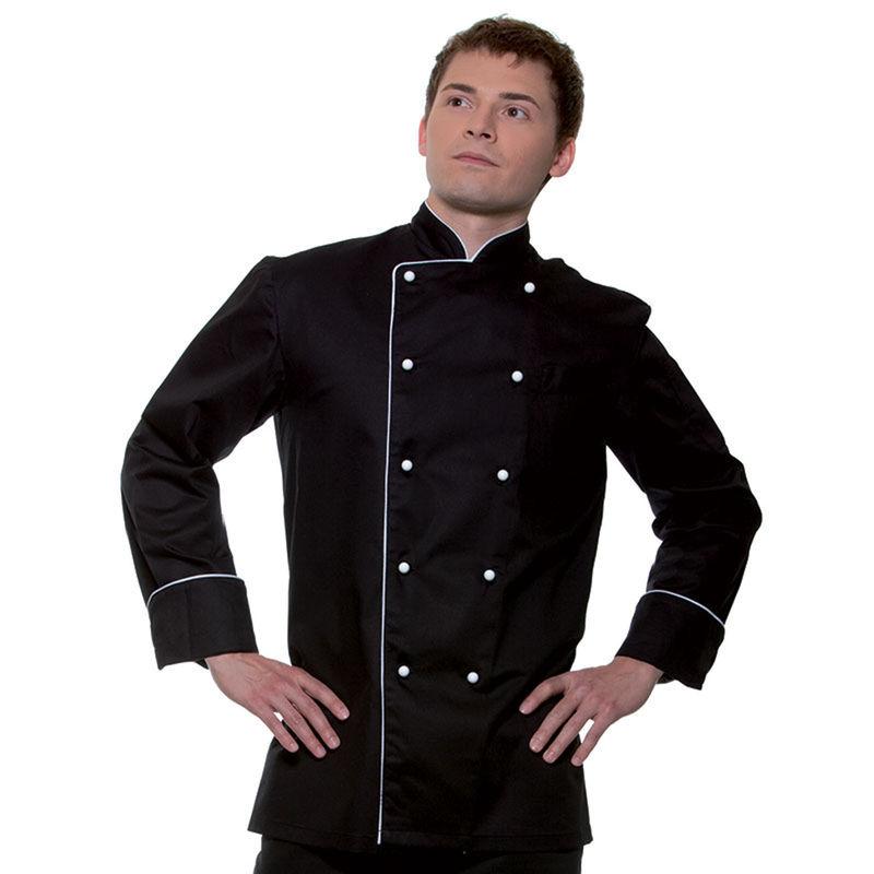 Veste cuisinier personnalisable le karsten veste for Cuisinier 95