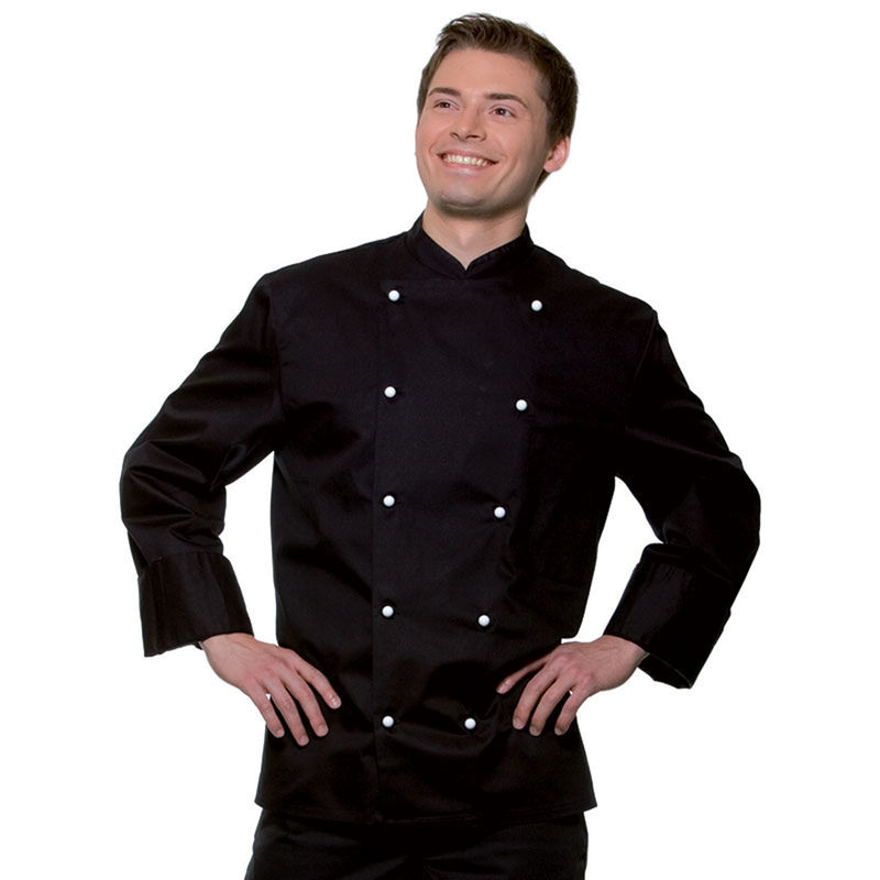 veste de cuisine personnalisable le agathe veste professionnelle publicitaire. Black Bedroom Furniture Sets. Home Design Ideas
