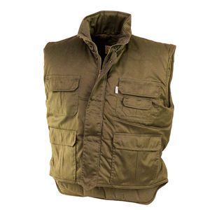olive - Body warmer personnalisés