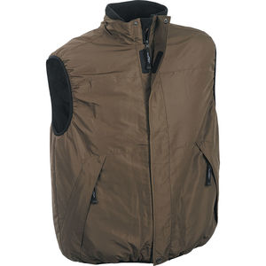 olive - Bodywarmer personnalisable homme sans manches